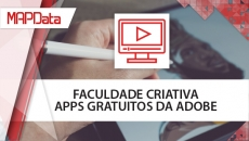 Faculdade criativa: Apps gratuitos da Adobe