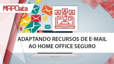Adaptando-se ao Home Office com recursos de e-mail seguro