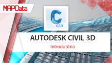 Autodesk Civil 3D - Introdutório